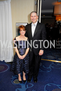 Harriet Weiner, Louis Weiner, Lombardi Gala, November 5, 2011, Kyle Samperton