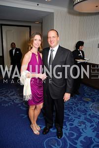 Marybeth DeLuca, Marc DeLuca, Lombardi Gala, November 5, 2011, Kyle Samperton