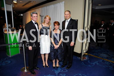 Vince Lombardi, Sally Sue Lombardi, Harriet Weiner, Louis Weiner, Lombardi Gala, November 5, 2011, Kyle Samperton