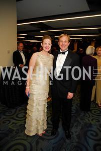 Mary Bissell, Hendrick Belin, Lombardi Gala, November 5, 2011, Kyle Samperton