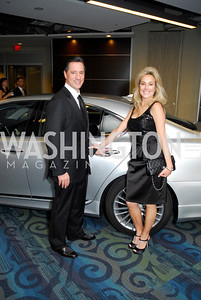 Scott Brewer, Wendy Brewer, Lombardi Gala, November 5, 2011, Kyle Samperton