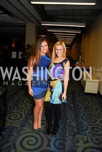 Alexa Adler, Alexi Blair,  Lombardi Gala, November 5, 2011, Kyle Samperton
