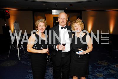 Debbie Schweitzer, Sheridan Wrangler, Lisa Wrangler, Lombardi Gala, November 5, 2011, Kyle Samperton