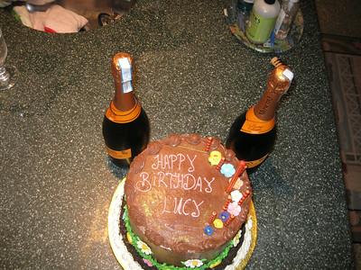 lucys birthday