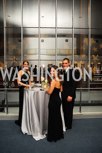 Sarah ConantAmy Larkin,Brice Lang,November 11,2011,Luke's Wings Gala,Kyle Samperton