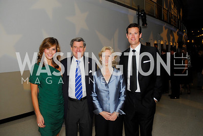 Lindsay Kin,Paul Bremer,Frances Bremer,Fletcher Gill,November 11,2011,Luke's Wings Gala,Kyle Samperton