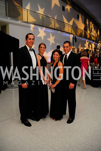 Mackenzie Miles,Nana Meriwether,Fletcher Gill,Lindsay Kin,November 11,2011,Luke's Wings Gala,Kyle SampertonNovember 11,2011,Luke's Wings Gala,Kyle Samperton