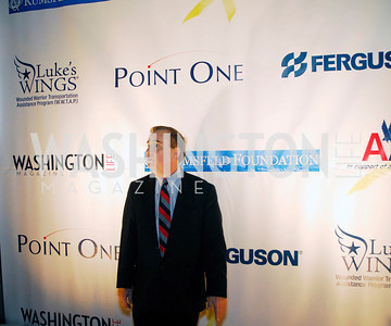 Michael Megginson,November 11,2011,Luke's Wings Gala,Kyle Samperton