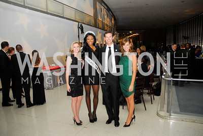Mackenzie Miles,Nana Meriwether,Fletcher Gill,Lindsay Kin,November 11,2011,Luke's Wings Gala,Kyle Samperton