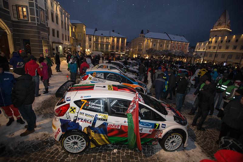 Janner Rallye 2015 - European Rally Championship