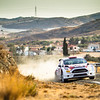 12 LUKYANUK Alexey ARNAUTOV Alexey Ford Fiesta R5 Action during the 2015 European Rally Championship ERC rally Cyprus,  from September 25 to 27th, at Nicosia, Cyprus. Photo Lina Arnautova/ Autosportmedia