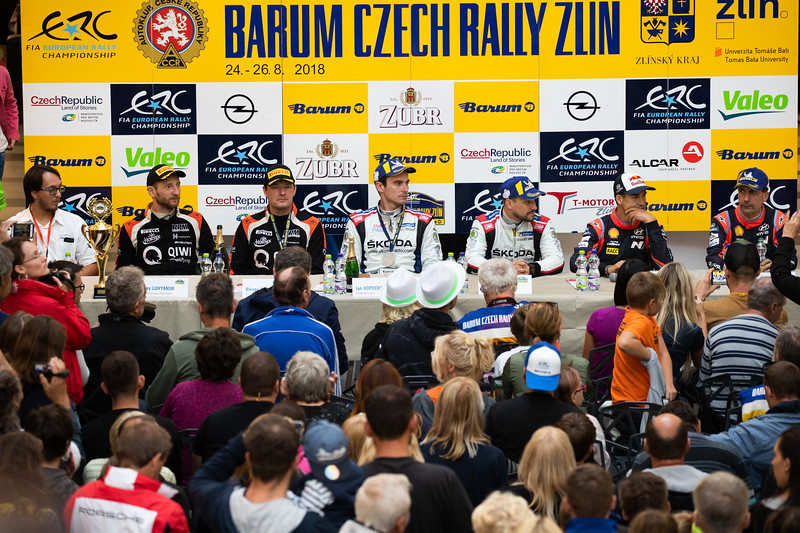 BARUM CZECH RALLY ZLIN 2018