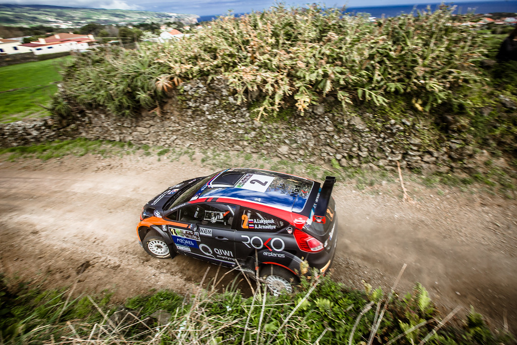 Russian Performance Motorsport: first points in FIA ERC