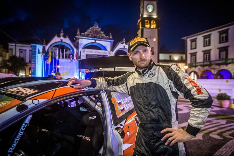 Алексей Лукьянюк планирует провести сезон в чемпионате Европы по ралли