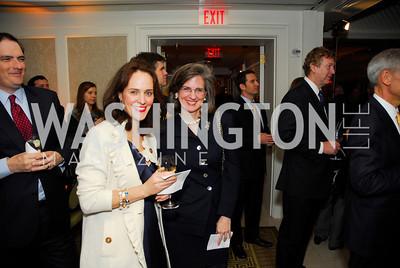 Allyson Hauck,Lauren Lautensinger, November 14,2011,MPAA Salute to Ronald Reagan,Kyle Samperton