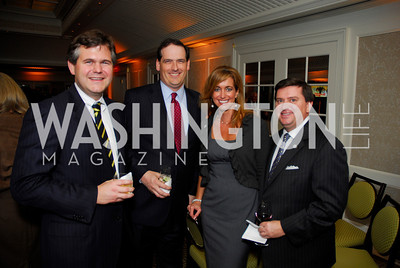 Justin Peterson,Jay Hauck,Peggy Grande,Stewart McLaurin, November 14,2011,MPAA Salute to Ronald Reagan,Kyle Samperton