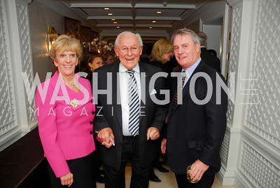Vicki Dixon,Bob Michel,John Walsh, November 14,2011,MPAA Salute to Ronald Reagan,Kyle Samperton