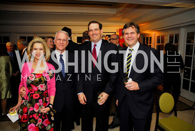 Beth Glassman,James Glassman,Jay Hauck,Justine Peterson, November 14,2011,MPAA Salute to Ronald Reagan,Kyle Samperton