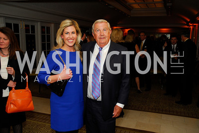 Alexandra Fielding,Fred Fielding, November 14,2011,MPAA Salute to Ronald Reagan,Kyle Samperton