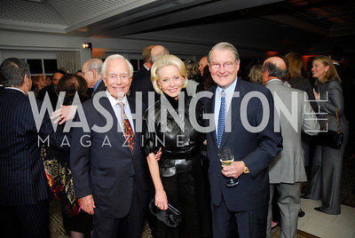 Mandy Ourisman,Mary Ourisman,William Webster, November 14,2011,MPAA Salute to Ronald Reagan,Kyle Samperton