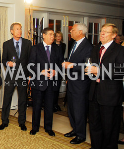 Jeff Bewkes,Ken Duberstein,Colin Powell,Ted Olson, November 14,2011,MPAA Salute to Ronald Reagan,Kyle Samperton