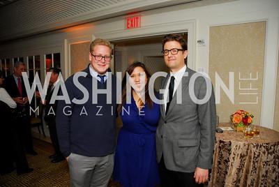 Alec Jacobs,Quin Woodward Pu,Paul Hortenstein, November 14,2011,MPAA Salute to Ronald Reagan,Kyle Samperton