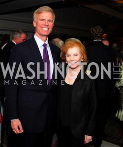 Fred Ryan,Buffy Cafritz, November 14,2011,MPAA Salute to Ronald Reagan,Kyle Samperton