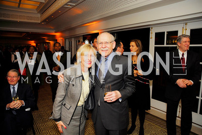 Lynda Webster,Chuck Conconi, November 14,2011,MPAA Salute to Ronald Reagan,Kyle Samperton