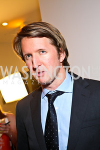 """The King's Speech"" director Tom Hooper. Photo by Tony Powell. MPAA WHCD VIP Party. April 29, 2011"