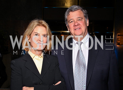 Greta Van Susteren and John Coale. Photo by Tony Powell. MPAA WHCD VIP Party. April 29, 2011