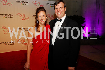 Betsy Fischer, Jonathan Martin, MSNBC WHCD After Party, April 30, 2011, Kyle Samperton