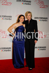 Laura Embry, Jane Lynch, MSNBC WHCD After Party, April 30, 2011, Kyle Samperton
