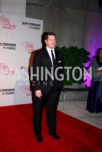 Thomas Roberts, MSNBC WHCD After Party, April 30, 2011, Kyle Samperton