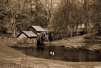 Mabry Mill, VA