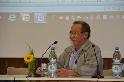 Major Superiors Meeting, 2012