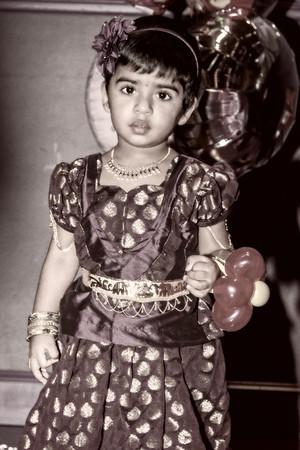 Manasvi 2nd Birthday
