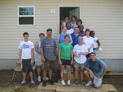 M&T Bank day on Apostles Build #2 7-20-11