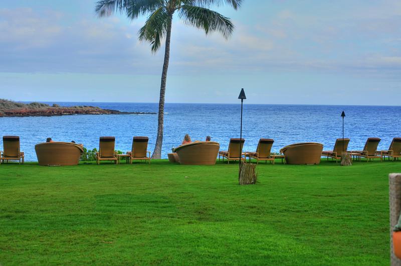 Manele Bay, Lana'i Hawaii