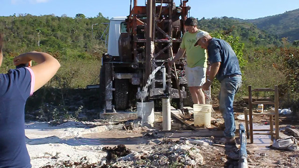 Drilling of the Well