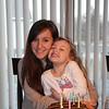 Birthday girl and Addison