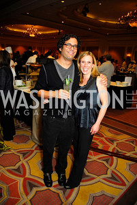 Andrew Myers,Liz Johnson,November 16,2011,March of Dimes Signature Chefs Auction,Kyle Samperton