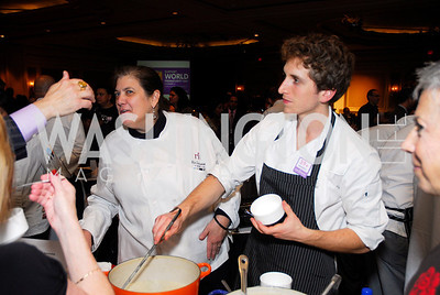Ris Lacoste,Ari Post,November 16,2011,March of Dimes Signature Chefs Auction,Kyle Samperton