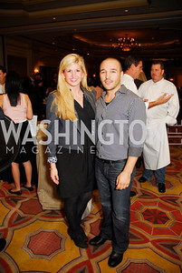 Josie Taylor,Saji Vagnerini,November 16,2011,March of Dimes Signature Chefs Auction,Kyle Samperton