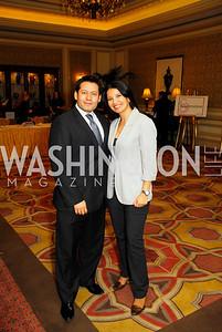 Ernie Arias,Amal Zaari,November 16,2011,March of Dimes Signature Chefs Auction,Kyle Samperton