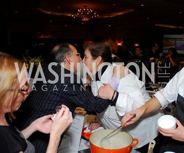 Alan Savada,Ris Lacoste,November 16,2011,March of Dimes Signature Chefs Auction,Kyle Samperton