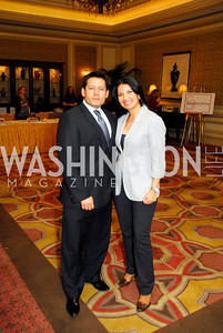 Ernie Arias,Amal Zaari,November 16,2011,March of Dimes Signature Chefs Auction,Kyle Samperton