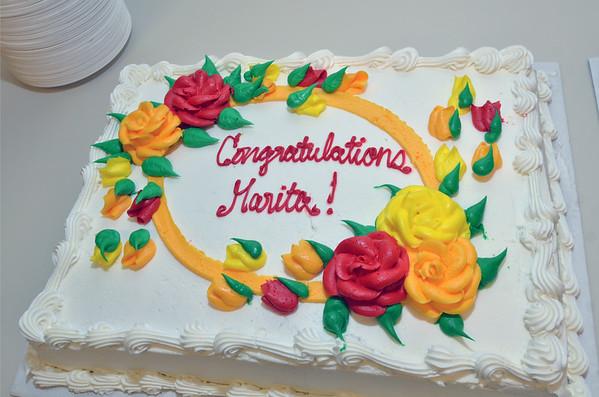 Marita's Retirement Party