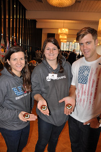 Military Mentorship Program at Westpoint with Olympic medalists Devin Logan, Kelly Clark and Alex Deibold Photo: USSA