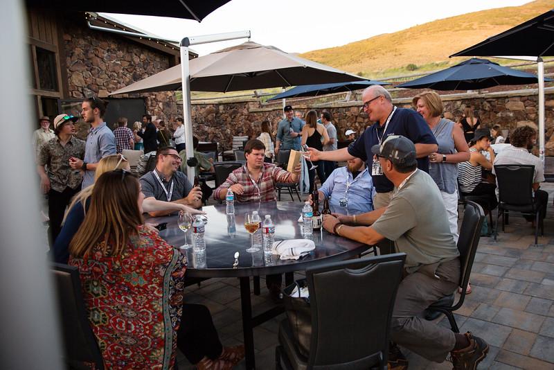 Dinner at High Star Ranch<br /> 2016 USSA Partner Summit<br /> Photo: USSA