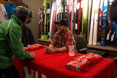Helly Hansen  - 2015 Audi FIS Ski World Cup - Audi Birds of Prey at Beaver Creek, CO